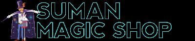 Suman magic shop logo